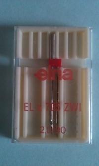 šijacia dvojihla EL X 705 ZWI 2,0/90